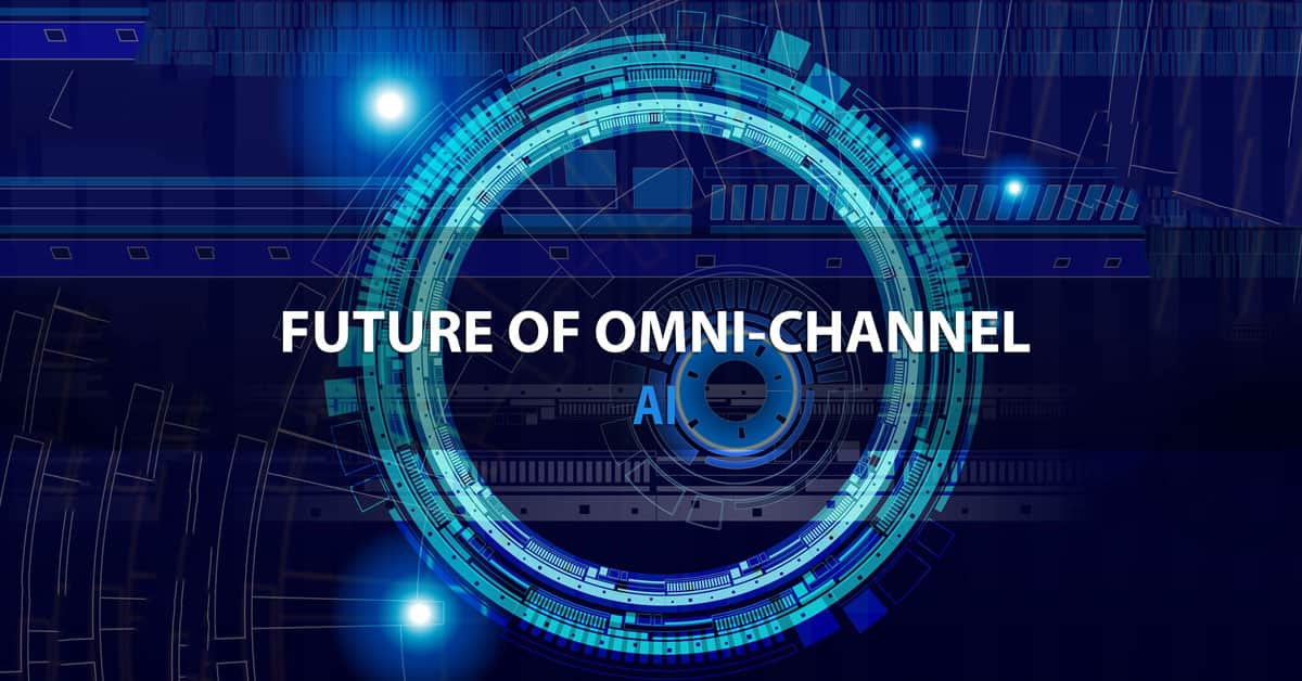 omnichannel sales future AI